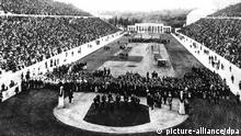 Олимпийские игры в 1896 году