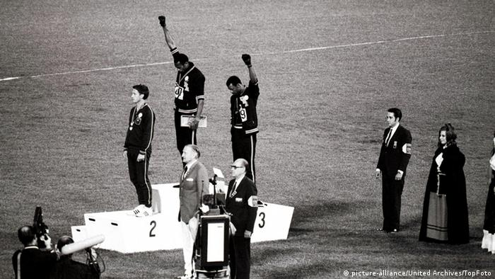 Olympische Momente Galerie (picture-alliance/United Archives/TopFoto)