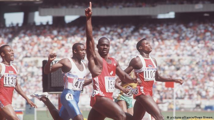 Ben Johnson Flunks Drug Test, Olympic Doctor Says : Track Star Examined for Steroids