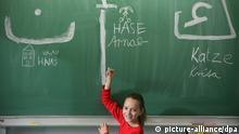 BIP Kreativitätsgrundschule Dresden Arabisch Sprache lernen
