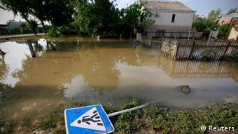 Наводнение в Крымске, 2012 год