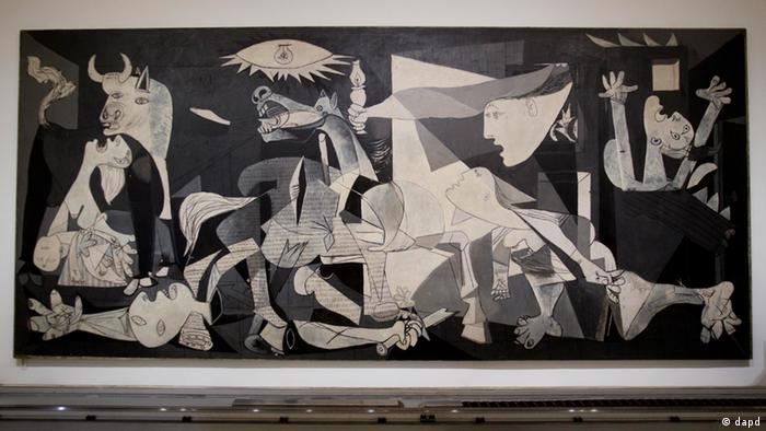 Traveling down Picasso's path to Guernica