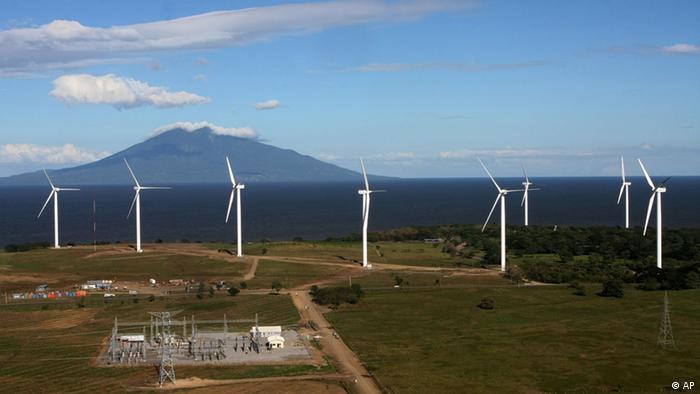 Nicaragua See