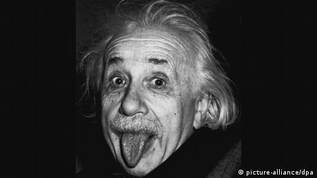 Nobelpreisträger Albert Einstein