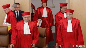 Bundesverfassungsgericht Verhandlung ESM Fiskalpakt