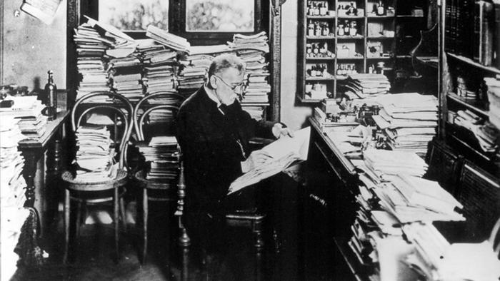 Пауль Эрлих, 1910 год