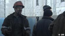 Kusbass Bergarbeiter