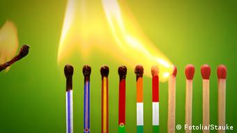 Matches (picture: Stauke - Fotolia)