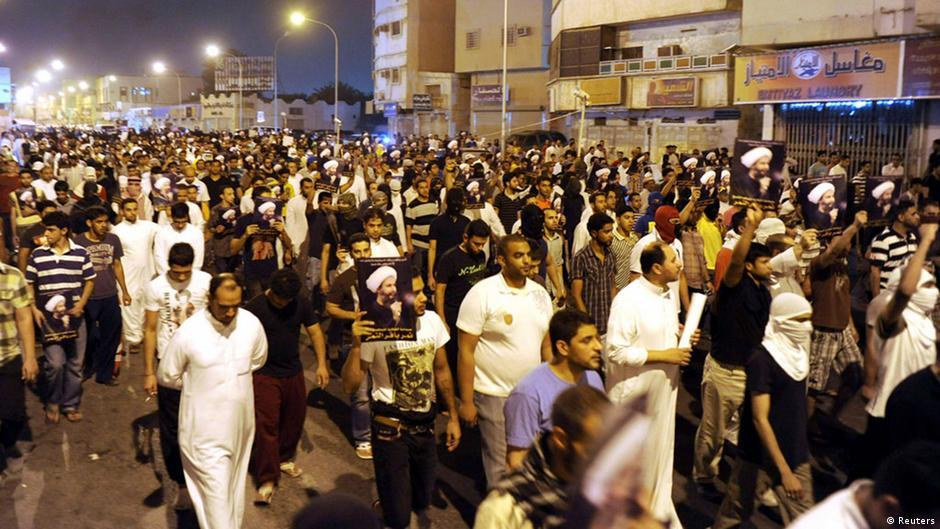 السعودية: قتلى في هجوم على حسينية والقبض على مشتبه بهم | DW | 04.11.2014