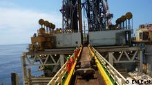 Schiffsplattform Saipem 10K