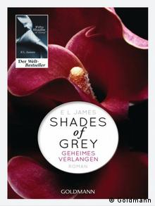 Book cover of 'Shades of Grey' (Copright: Goldmann)