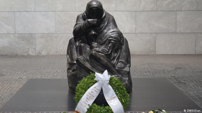 Spomenik Majke s mrtvim sinom