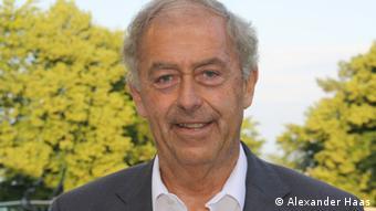 Franz Josef Radermacher from Ulm University