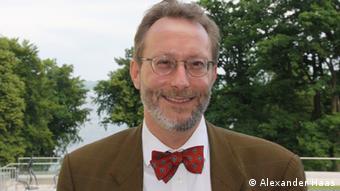 Michael Assländer, German expert in business ethics