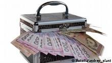 Geldkoffer Ukraine