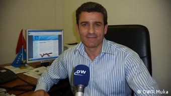 Aleksander Cipa Medien Analyst (DW/A.Muka)