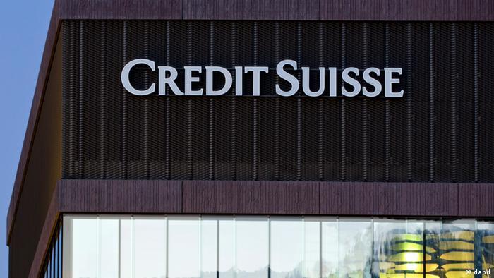 Credit Suisse Bank Zürich Schweiz