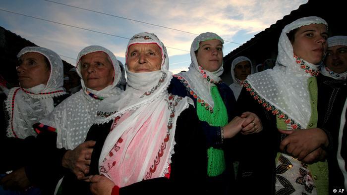 Bulgarische Moslems