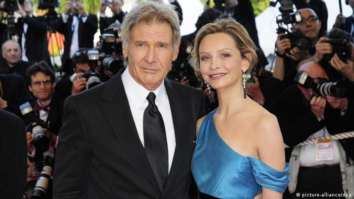 Harrison Ford und Calista Flockhart (Foto: picture-alliance/dpa)
