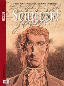 Buchcover HORUS: Schiller!