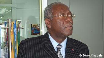 Fernando Tati Botschaft Angola