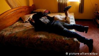 No geral em África a homossexualidade é rejeitada, para além de ser tema tabu