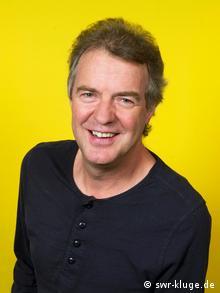 SWR-Moderator und Musik-Experte Günter Schneidewind. Copyright: SWR-Kluge.de
