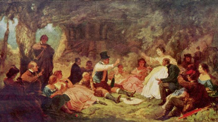 Bildergalerie Picknick