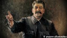 Stalin Gemälde Russland Künstler Alexander Gerassimow