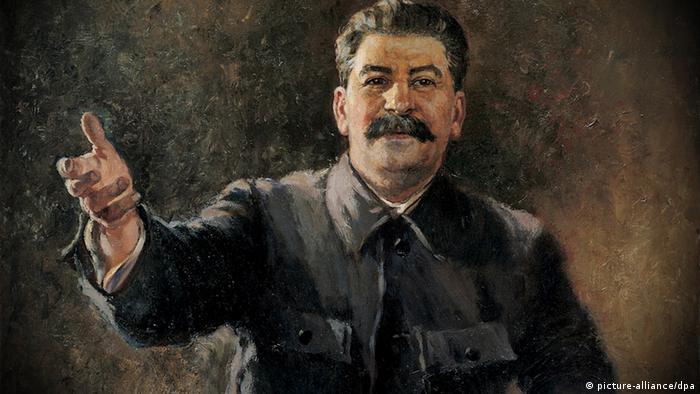 Александр Герасимов. Сталин (1939)