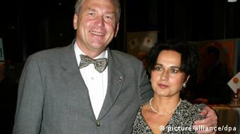 Michael Vesper and Ferdos Forudastan
