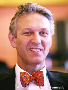 Prof. Gerhard de Haan, Vorsitzender des Nationalkomitees der UN-Dekade Bildung für nachhaltige Entwicklung