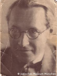Julius Genss, Fotografie von 1939 (Foto: Sammlung Julius Genss Courtesy/ Jüdisches Museum München) Sammlung Julius Genss Courtesy: Jüdisches Museum München