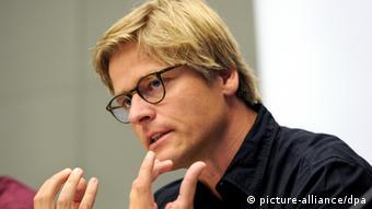 Tankred Stöbe, Vorsitzender von Ärzte ohne Grenzen (Foto:dpa)