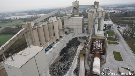 Οι τσιμεντοβιομηχανίες και η μείωση των εκπομπών CO2