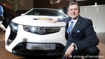 Opel-Chef Stracke zurückgetreten