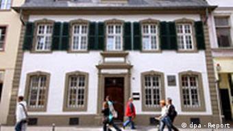 Karl-Marx-Haus in Trier vor Wiedereröffnung