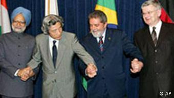 Kandidaten für UN Sicherheitsrat