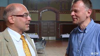 Dieter Bingen und Krzysztof Ruchniewicz