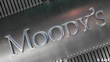 Italien Ratingagentur Moody's stuft Kreditwürdigkeit herab