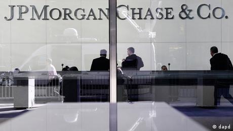 New York Bank - JPMorgan Chase