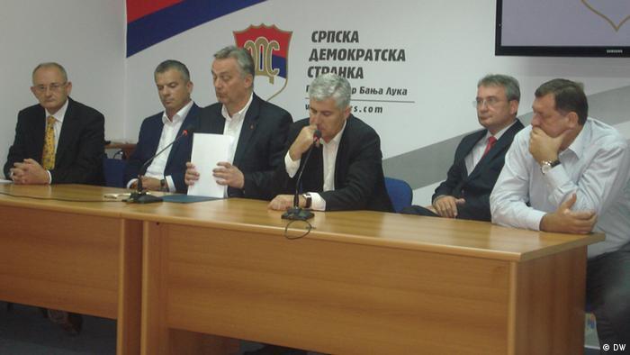 Lideri političkih stranaka priblžili su stavove oko načina izbora članova Predsjedništva