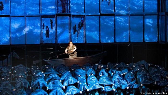 Deutschland Oper Staatsoper München Götterdämmerung