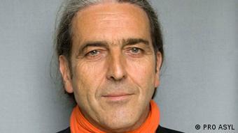 Karl Kopp von der Organisation PRO ASYL