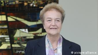 Portrait of Herta Däubler-Gmelin (Photo: Uli Deck)