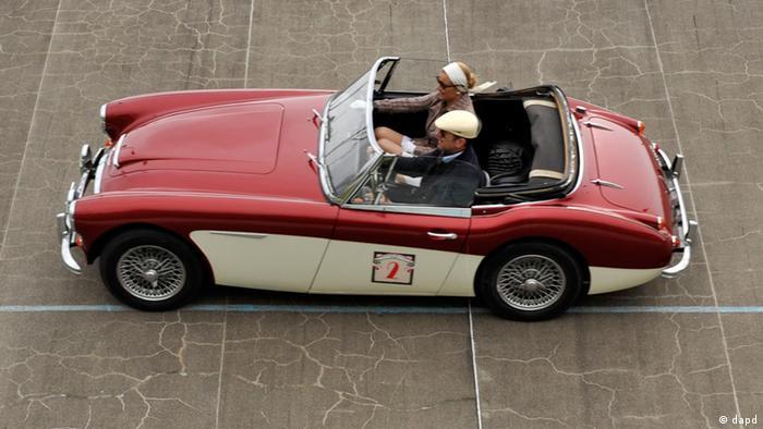 Austin Healey 3000 (dapd)