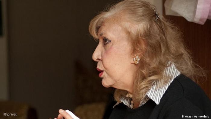 Simin Behbahani Dichter Iran
