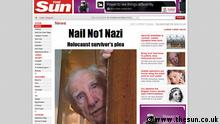 Screenshot The Sun Nazi Kriegsverbrecher Csatary