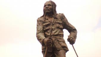 Statue of Dedan Kimathi (photo: Wikipedia)