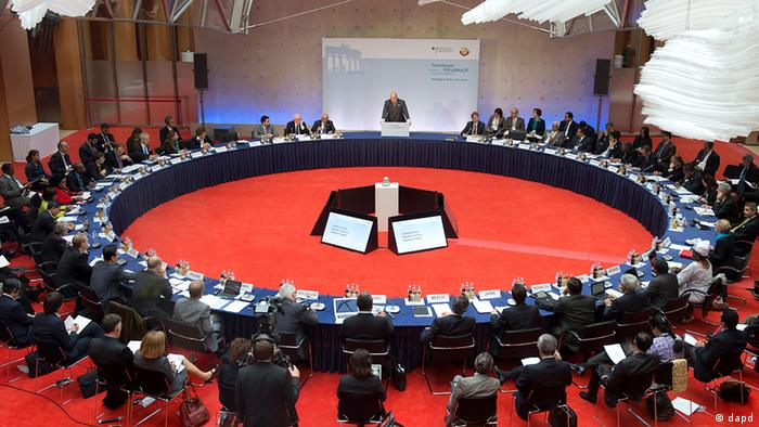 35 nations have gathered for the current Petersberg Climate Dialogue